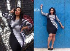 Curvy Is the New Black | Curvy is the new black. | Curve My Fashion Appetite
