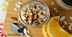 Vanilla Almond Overnight Oats Recipe | Yummly