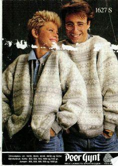 Strandalen 1627 S Knitting Projects, Knitting Patterns, Norwegian Knitting, Fair Isle Pattern, Drops Design, Knit Cardigan, Knitwear, Fur Coat, Jumpers