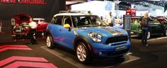 The 2014 Mini Cooper at the 2013 LA Auto Show. Click on the images to see in high resolution.