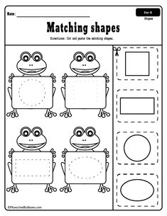 free printable animal matching worksheet animal themed craft ideas lessons worksheets. Black Bedroom Furniture Sets. Home Design Ideas