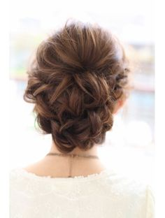 hair arrange for party Party Hairstyles, Wedding Hairstyles, Hair Arrange, Hair Setting, Love Hair, Bridesmaid Hair, Hair Day, Hair Hacks, Hair Lengths