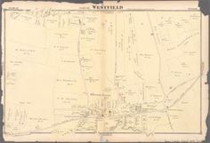 Part of Westfield. Staten Island New York, New York City Map, New York Public Library, Old Photos, Digital, Maps, Antique Photos, Blue Prints, Old Photographs