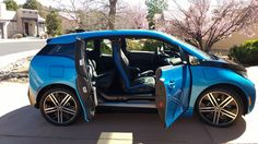 2017 BMW Rex showing doors and access to back seat. Bmw I3 Rex, 2017 Bmw, Back Seat, Doors, Ideas, Thoughts, Gate