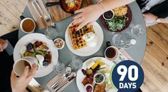 90 dňová diéta a jedálniček vrátane receptov ako schudnúť.
