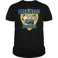 Family Guy Quahog Squad