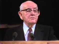 ▶ Fortify Your Homes Against Evil - Spencer W. Kimball - April 1979 General Conference - YouTube