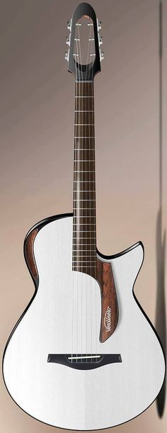 "Verdinero ""Saie"" acoustic electric Guitar --- https://www.pinterest.com/lardyfatboy/"