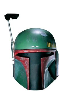 Boba Fett Helm Deluxe #StarWarsMask #BobaFettMask #BobaFett #BobaFettHelmet