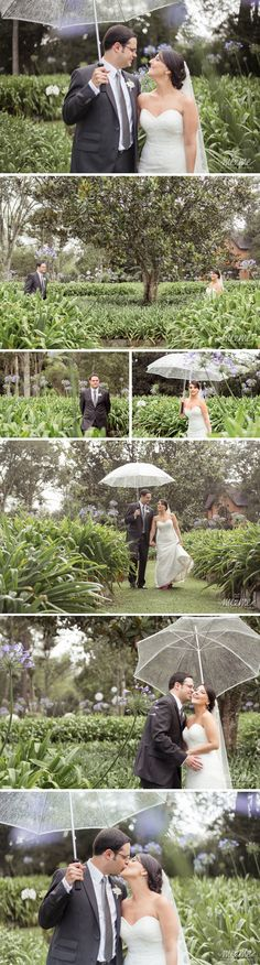 Carolina & David Meme, historias de bodas.