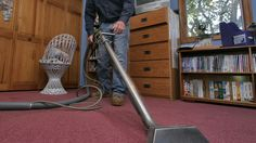 Dry carpet cleaning or steam carpet cleaning: Which one is better? A carpet-cleaning professional details the pros and cons of how to clean carpet. Dry Carpet Cleaning, Diy Carpet Cleaner, Professional Carpet Cleaning, Steam Cleaning, Carpet Cleaners, Cleaning Tips, Affordable Carpet, Cheap Carpet, Steam Clean Carpet