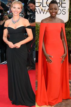 Scarlett Johansson and Lupita Nyong'o For The Jungle Book?