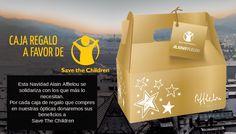 En Reyes 🎁 regala gafas de Alain Afflelou Optico en nuestras cajitas solidarias. Los beneficios irán destinados a Save the Children España
