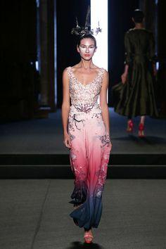 011a91f6f714 JULIEN FOURNIÉ - First Awakening Haute Couture collection - Look 3  Collezione Alta Sartoria