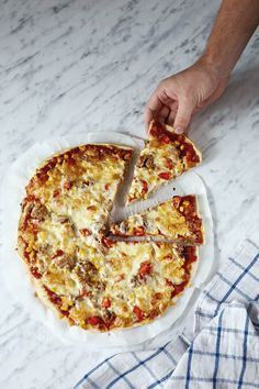 Ciasto na pizzę ulubione