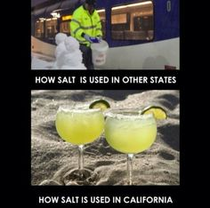 I miss California. Tequila Quotes, Los Angeles San Diego, National Margarita Day, Miss California, Northern California, Good Food, Yummy Food, Fun Drinks, Deserts