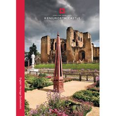 Sold by the English Heritage shop.  Kenilworth Castle is one of the great historical sites of the UK. It was a royal castle for most of its history, & its walls enclose a series of outstanding works of medieval & early Renaissance architecture.  This beautifully illustrated guide includes a detailed tour of the site, & its long history. Complete with plans, historical images & maps, the story of Kenilworth Castle is explored from its origins to the present day.