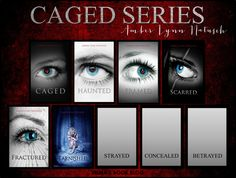 CAGED SERIES by Amber Lynn Natusch