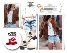 """""""Yoins 2"""" by april-lover ❤ liked on Polyvore featuring women's clothing, women's fashion, women, female, woman, misses, juniors and yoins"""