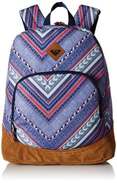 f7d43f81a605 Roxy Juniors Fairness Poly Backpack Vertical Arrow One Size     Check this  awesome product by going to the link at the image.