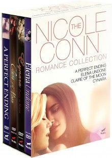 This must-own showcase offers up four fabulous women's romances from the acclaimed independent filmmaker Nicole Conn.
