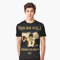 Bikini Kill, Female Models, Vivid Colors, How To Make, How To Wear, Bikinis, Music, Fitness, Sleeves