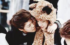 V & Jimin BTS i love their friendship!!! ♥333