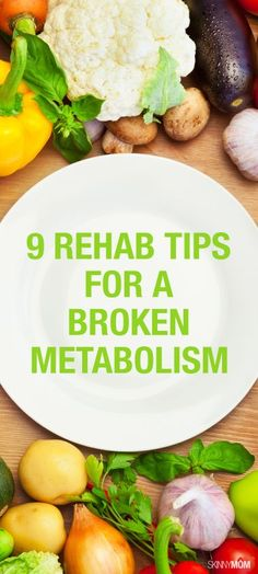 Rev up your metabolism with these tips!
