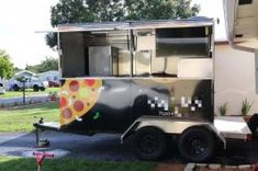 Kitchen Food Trailers for Sale - Buy Mobile Cooking Trailers