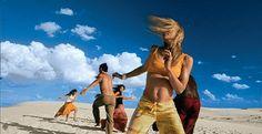 Shiva Rea Yoga Trance Dance - Fluid Movement Meditation - AcaciaTV