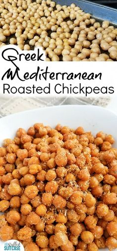 Great snack ideas - roasted chickpeas recipe snacks for kids travel snacks roasted garbanzo beans Roasted Garbanzo Beans, Garbanzo Bean Recipes, Cooking Garbanzo Beans, Chickpea Recipes, Healthy Recipes, Roasted Chickpeas Recipe, Garbonzo Beans, Snack Recipes, Weight Watchers Brownies