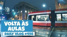 Volta às Aulas (De Novo!) | DAILY VLOG #498 https://youtu.be/2DkvZUvVbo4
