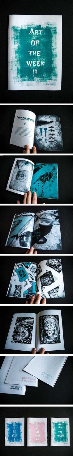 Fanzine Art of the week ! Première édition.