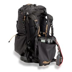770bd8708265e Burkard Tanack 40 Camera Backpack - PREORDER 40l Backpack