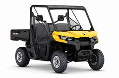 New 2017 Can-Am Defender DPS HD10 ATVs For Sale in Massachusetts. Take control with the Defender DPS that features comfortable Dynamic Power Steering (DPS), lightweight wheels and tires, adaptable storage, Visco Lok and more to make your job easier.HighlightsHeavy-duty Rotax® V-Twin engine optionsPRO-TORQ transmissionDynamic Power Steering (DPS)Lockable rear differential and Visco-Lok® QE auto-locking front differentialTTA-HD rear suspension12-in. (30.5 cm) cast-aluminum wheels with 25-in…