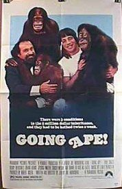 Going Ape! (1981) Poster