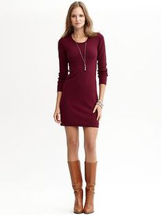 I love this dress. It says I am sexy, relaxed, comfortable, fashionable, and well put together in one.