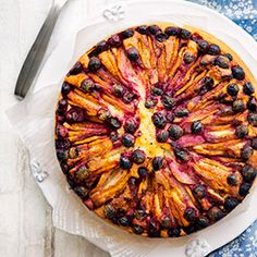 Sally Schmitt's Cranberry & Apple Kuchen from French Laundry (in Polish)