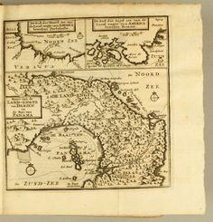 William: Dampier's Book  Orignal Map Illustration : - Biodiversity Heritage Library