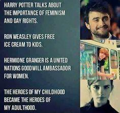 Harry Potter, Ron Weasley, Hermione Granger, Daniel Radcliffe, Rupert Grint, Emma Watson