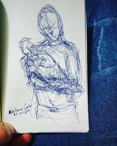 """75 curtidas, 2 comentários - Autoria: @altillierme_carlo (@desenhos_do_alti) no Instagram: """"Pai e Filho  #desenhosdoalti #desenhos #sketch #sketchers #sketchbook #art #artlovers #artbrazil…"""""""