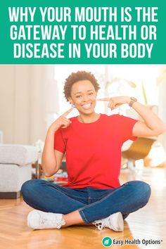 <p>We know it's important to keep our teeth and gums clean, but we often don't consider how much good oral hygiene is connected with our whole-body health. More and more research is showing just how much our oral health can influence our overall health — and vice versa…</p>