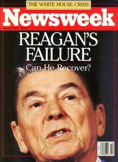 Op-Ed: Revisionist History: the Canonization of Saint Ronald. A look at the media coverage of the death of Ronald Reagan.