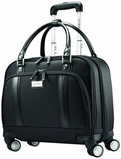 79744e556e Have a monogram put on your Samsonite Women's Spinner Mobile Office today +  get fast and