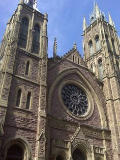 Notre Dame Cathedral Montreal, Canada
