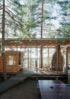 Villa Långbo - Olavi Koponen Eco arquiitectura 2.3/139