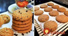 Skvelé domáce sušienky sú na začiatok pohodového víkendového dňa ako stvorené.