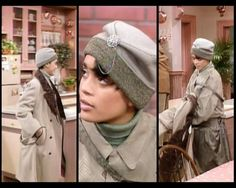 Speaking of which, turbans! | 23 Looks That Only Denise Huxtable Can PullOff