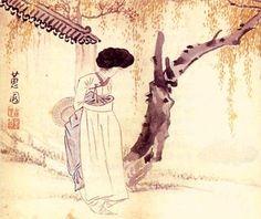 Shin Yun-Bok, traditional Korean painting
