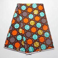 YBGSW-78 Abstract Design Nigerian Veritable Super Hollandais Wax Fabric,African…